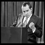 embattled president