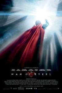 2013 07 02 Man of Steel poster