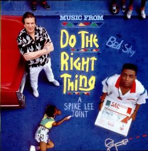 DTRT soundtrack