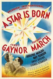 a star is born poster 1937