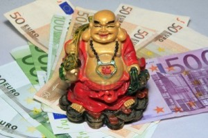 buddha happy-buddha-on-the-money