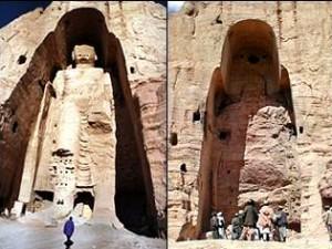 giant Buddhas of Bamiyan