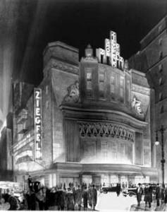 Ziegfeld original exterior