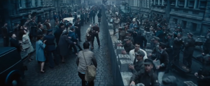 bridge of spies wall